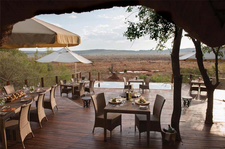 lunch-on-deck-with-views-madikwe-wildlife