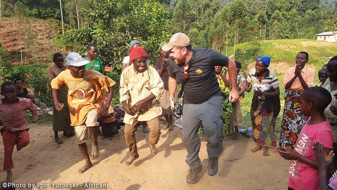 כפרים באוגנדה