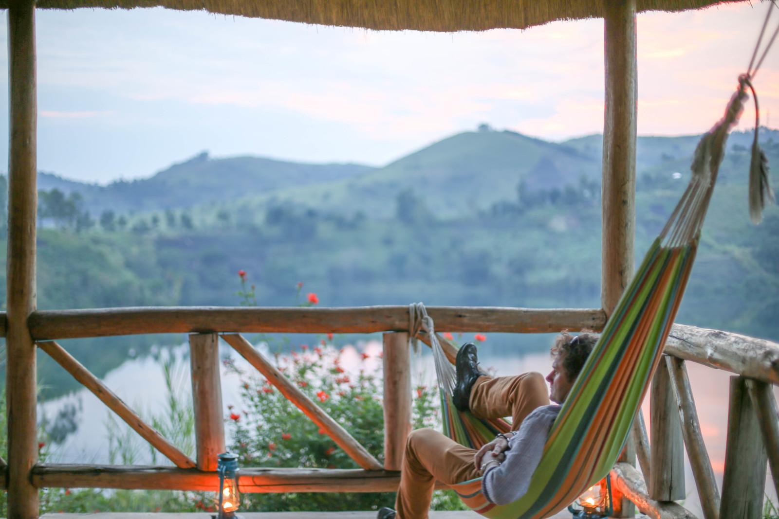 להתפנק בטיול באוגנדה