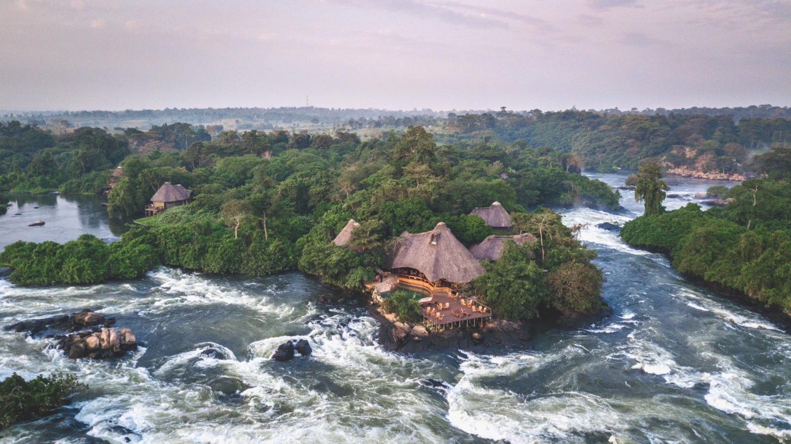 קולקציית הלודג'ים של אוגנדה - אפריקני - אפריקה למתפנקים